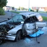 Narvas hukkus raskes liiklusõnnetuses üks inimene