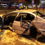 Tallinnas Rävala puiesteel hukkus liiklusõnnetuses mees