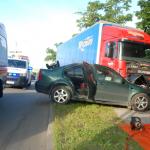 Tartus hukkus veoki ja auto kokkupõrkes keskealine naine