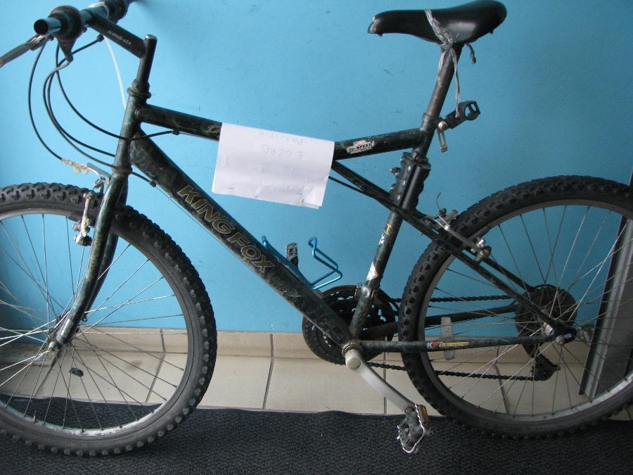 Politsei otsib varastatud jalgratta omanikku