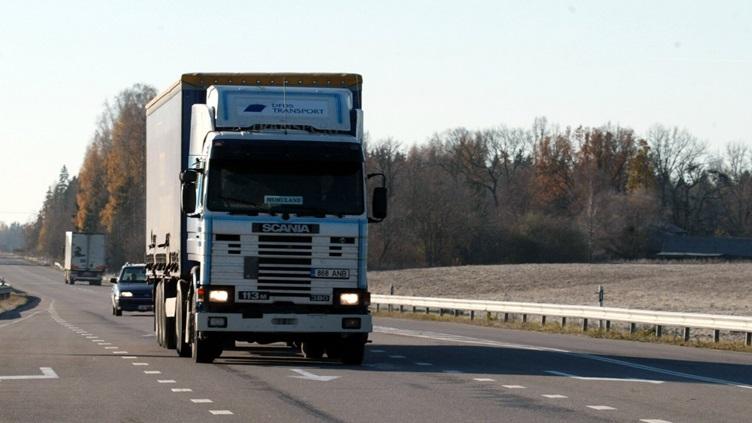 Teekasutustasu rakendub juba alates 3,5-tonnisest veokist