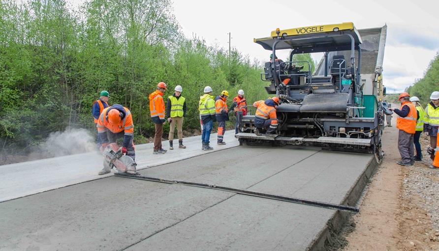 Betoonteede ehitamises on meil palju õppida