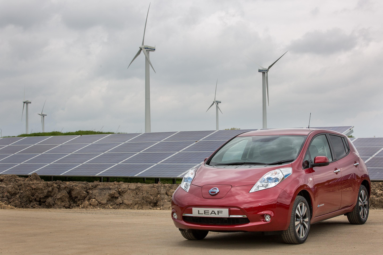 Nissan ehitas Ühendkuningriigi autotööstusele võimsuse lisamiseks päikesefarmi
