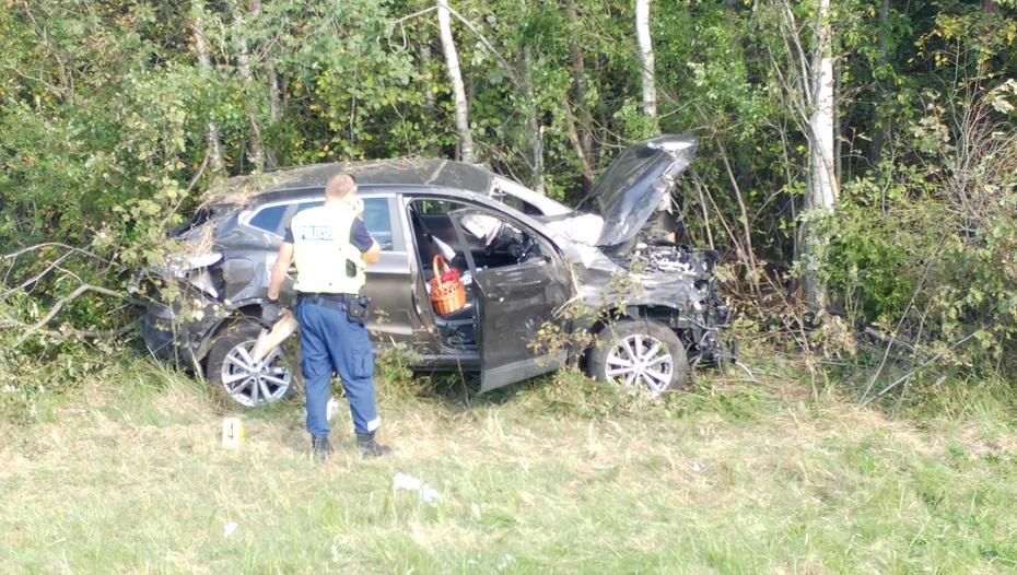 Pärnumaal sai liiklusõnnetuses viis inimest viga