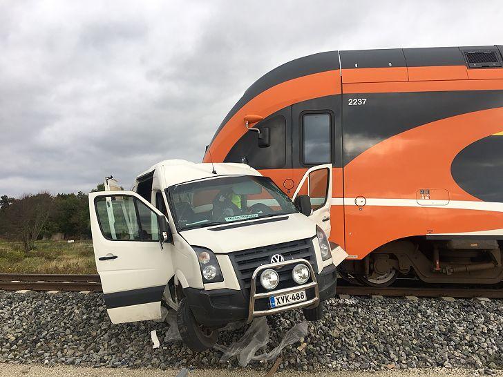 Kõik raudteeülesõidud ikkagi ei saa tõkkepuud