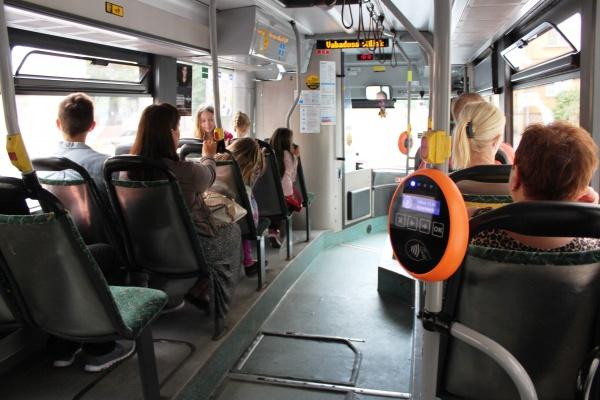Pärnus hakkab sõitma 23 uut linnaliini bussi