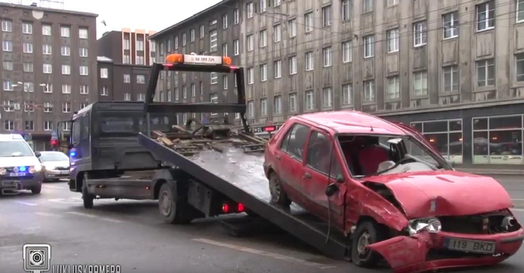 Liikluskindlustuse keskmine aastamakse langes 134 eurole