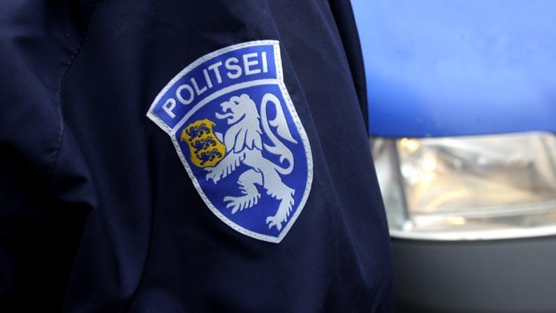 Politseinikud pidasid kinni liinibussi varastanud joobes ja juhtimisõiguseta noormehe