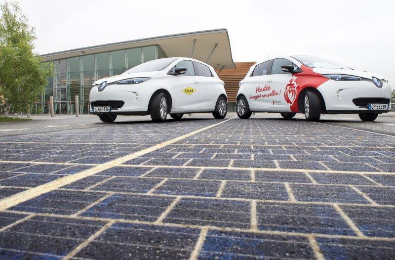 TTÜ ja Maanteeamet asuvad ühiselt välja töötama Põhjamaade kliimasse sobivat päikesepaneelidega teekatendit