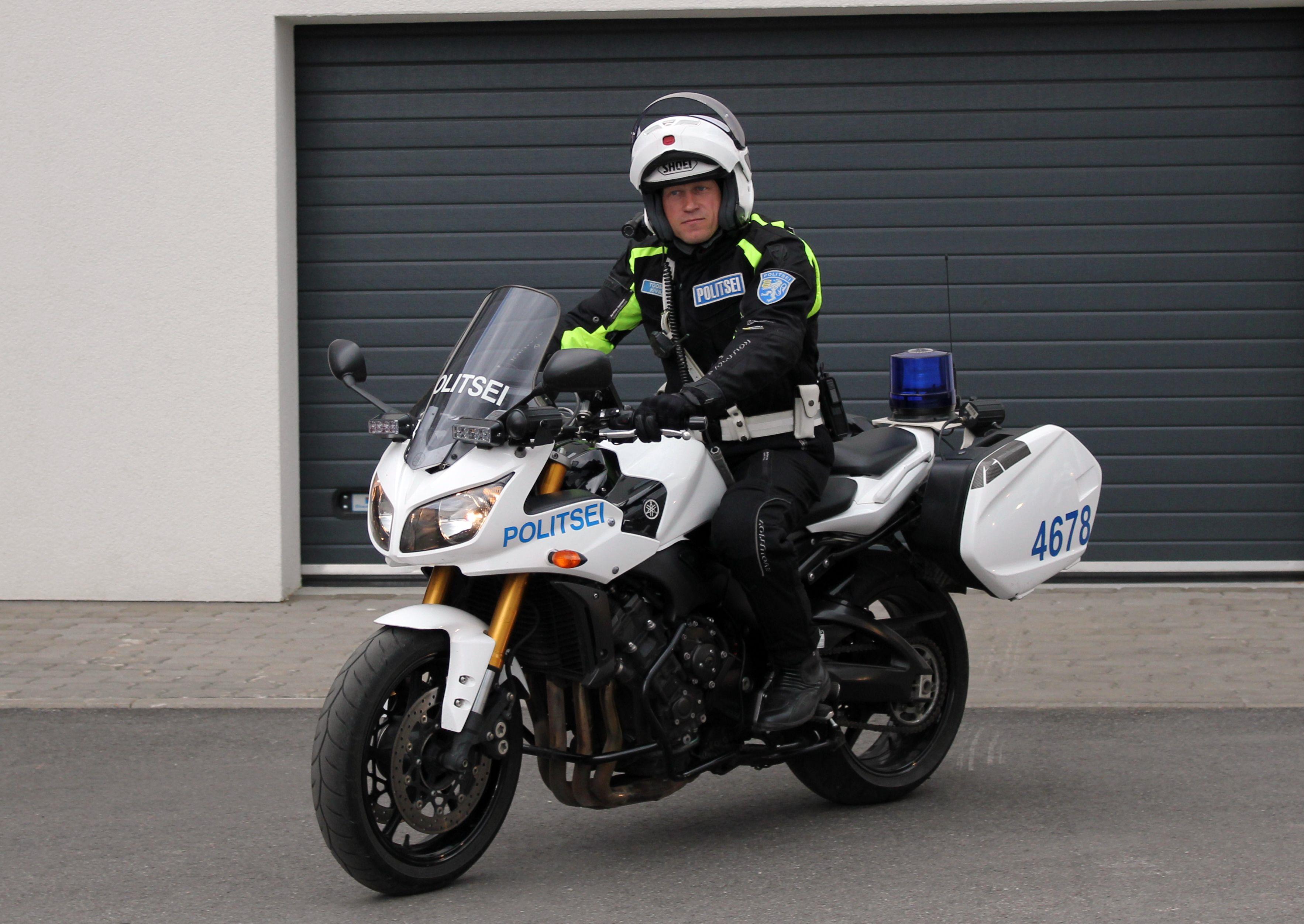 Politsei täiendab mootorrattaparki