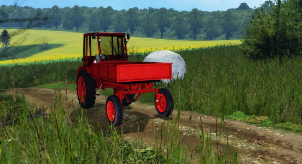 Pärnumaal kogunesid vanatehnika huvilised, seekord oli teemaks traktor