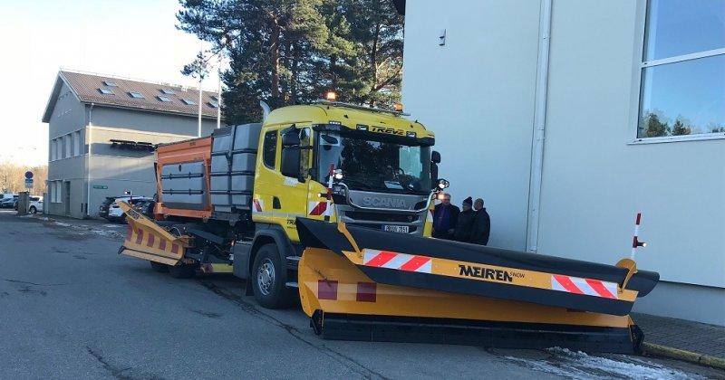 Maanteeamet ja teehooldajad on talihooldeks valmis, ohutusele saab kaasa aidata iga liikleja