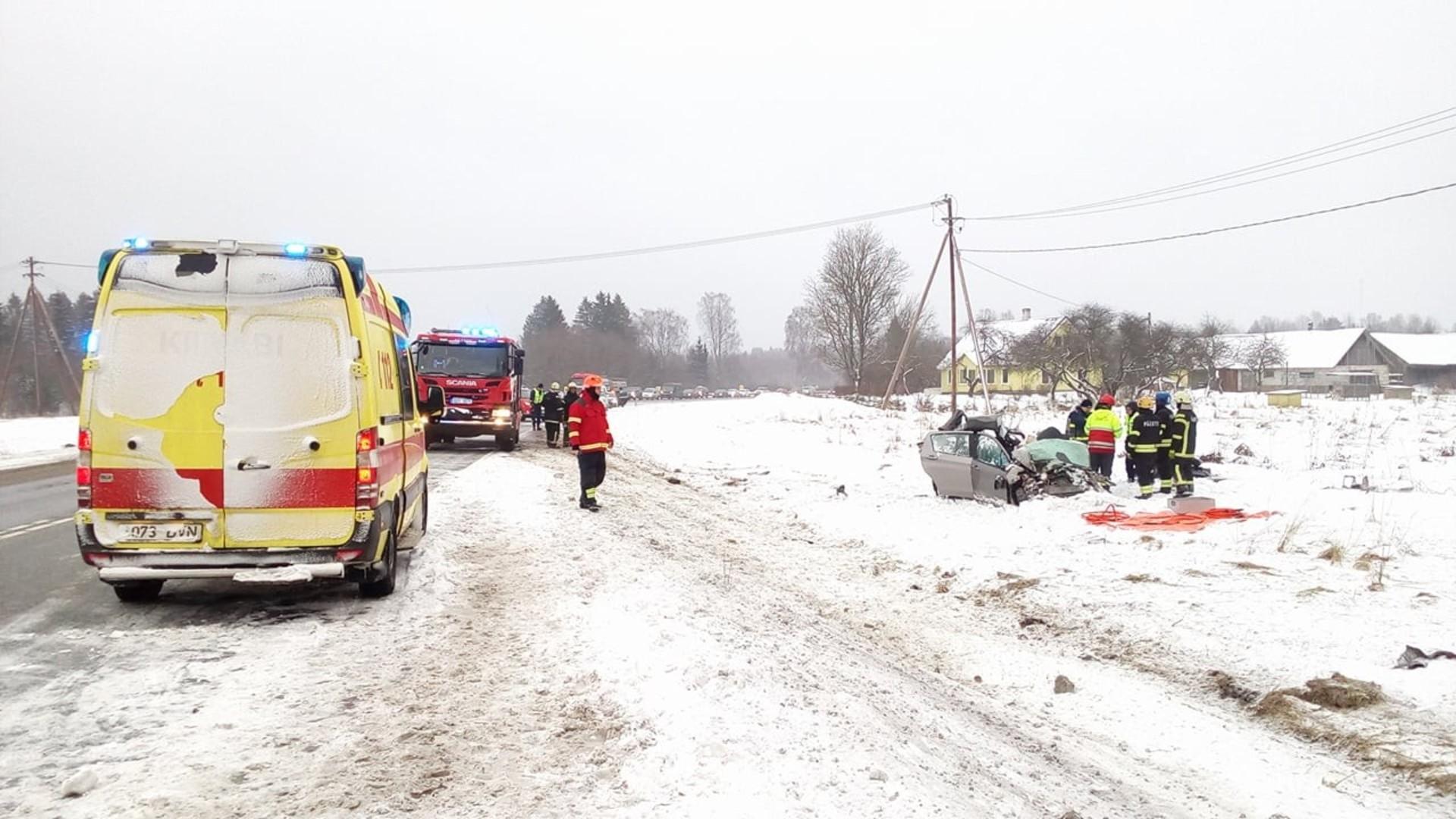Politsei ja Maanteeamet: palun sõitke rahulikult ja pikivahet hoides
