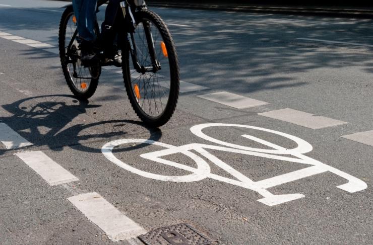 Pärnu paigutas linna elektroonilised jalgratturiloendurid