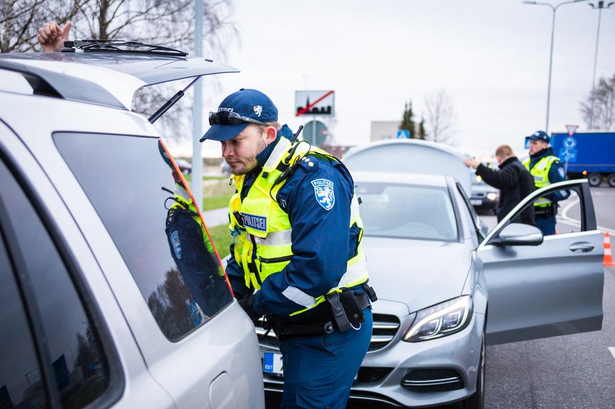Politsei tabab üha rohkem narkojoobes autojuhte