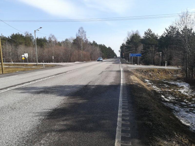 Maanteeamet paigaldab Sauele uue foorisüsteemi