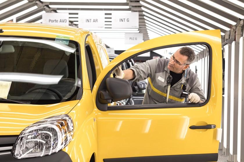Renault-Nissan-Mitsubishi kaubikute tootmine saab Prantsusmaal uue hingamise