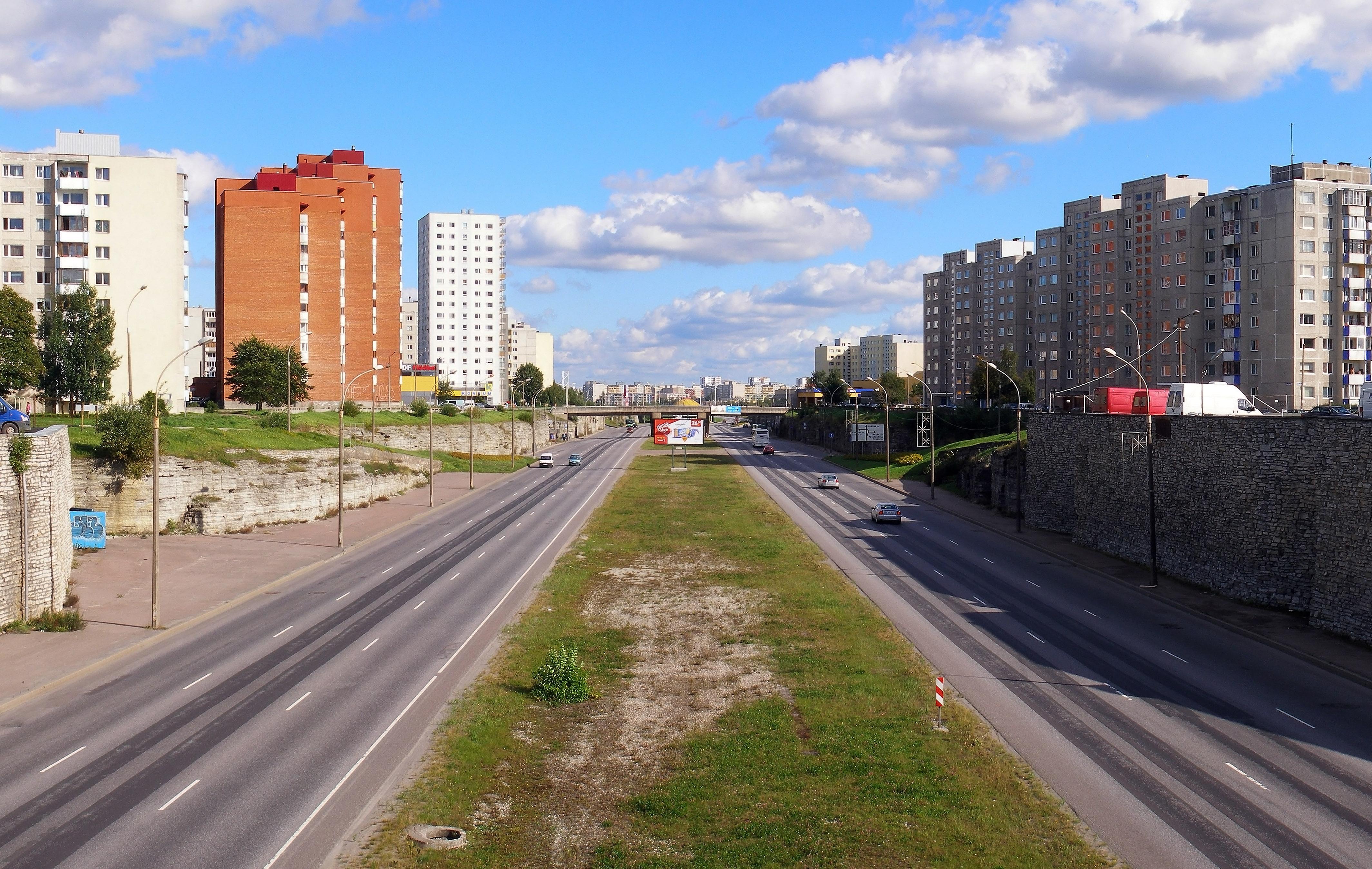 Allfilm: Nolan ja Tallinna linn jõudsid Laagna tee kasutamise osas kokkuleppele