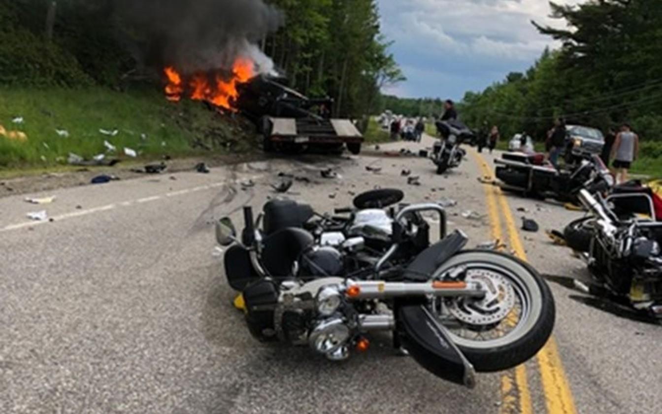 USA-s hukkus liiklusõnnetuses seitse mootorratturit