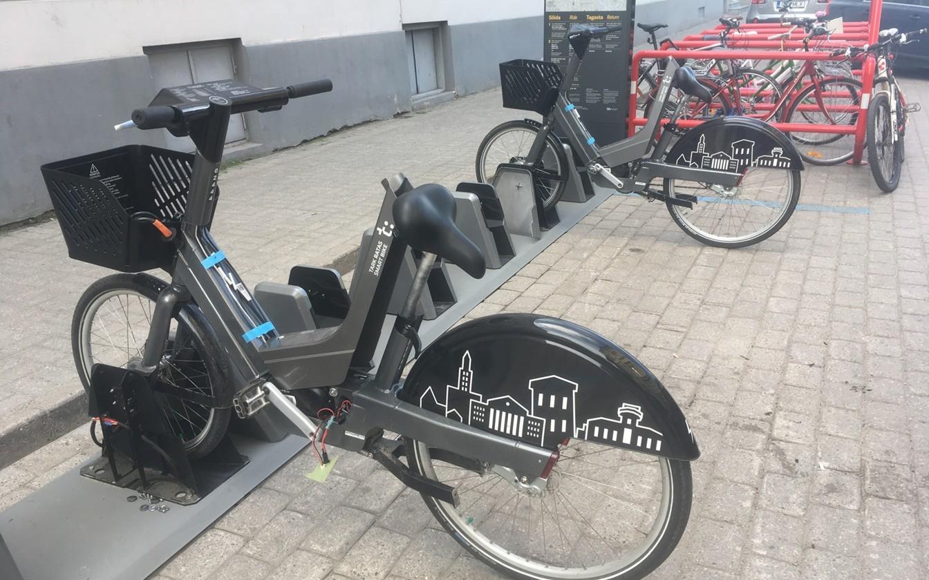 Tartu rattaringluse kasutustingimused muutusid rangemaks
