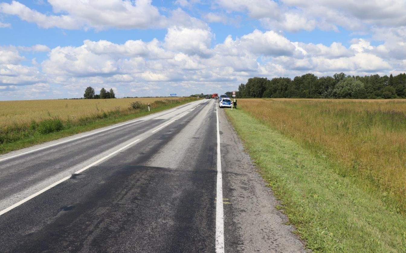 Nädalavahetusel on liiklusõnnetuste tõttu surnud kolm inimest