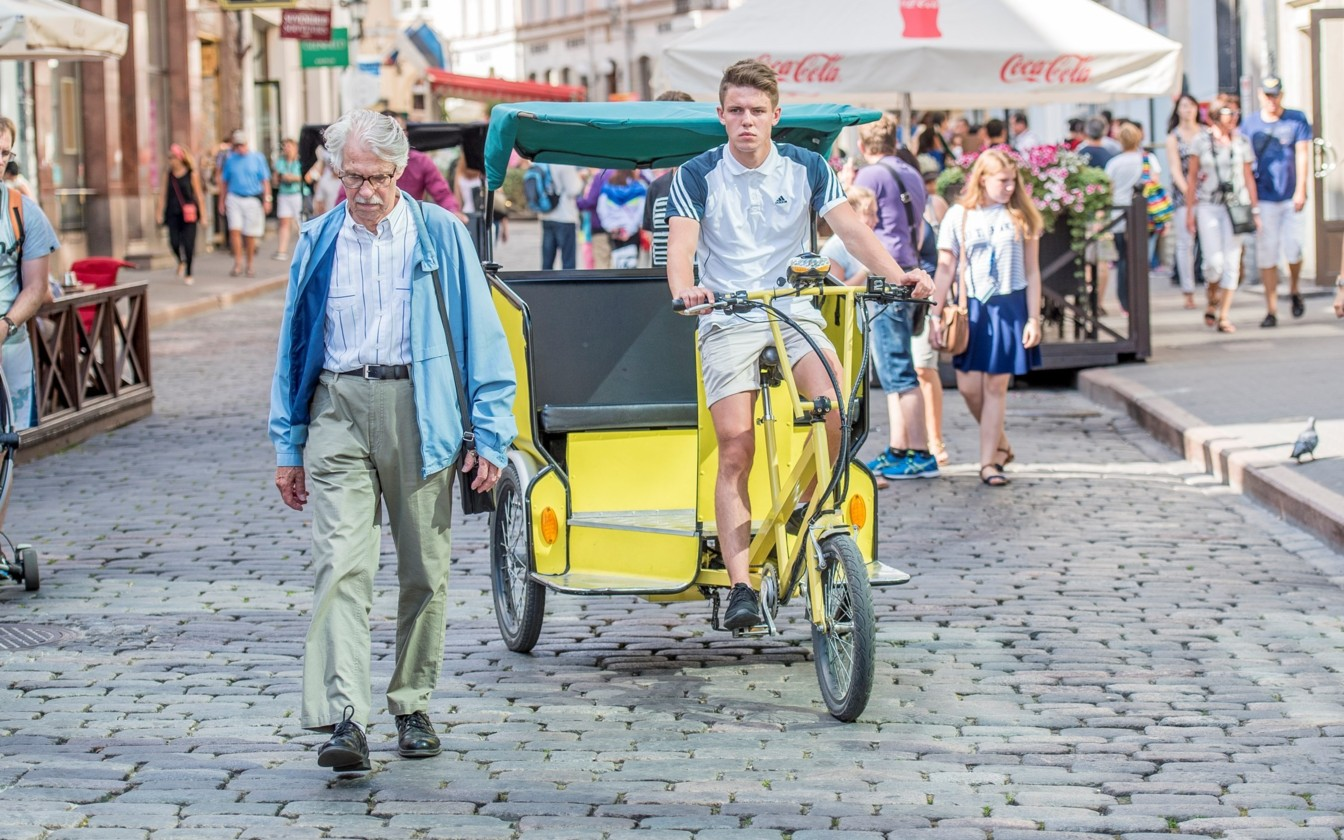 Mupo: velotaksojuhid tüssavad halastamatult heauskseid turiste