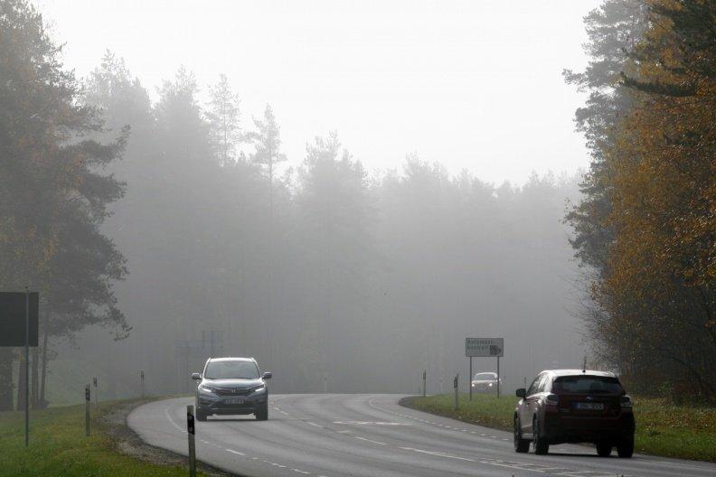 Maanteeamet hoiatab, et saabuval ööl võivad teed libedaks minna