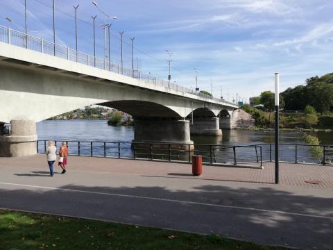 Algab Eesti ja Venemaa vahelise silla remont Narvas