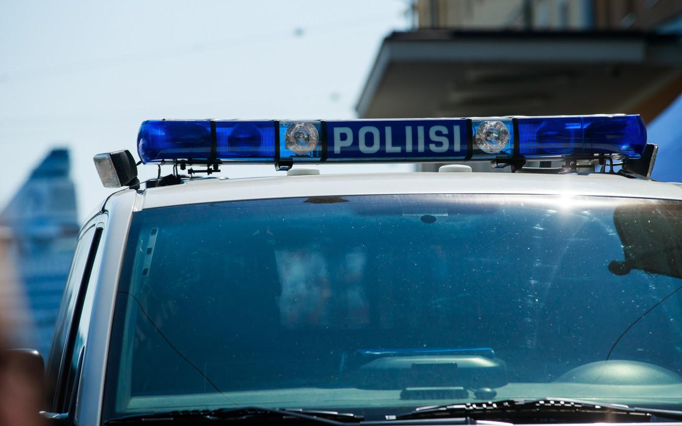 Soome politsei: eestlastele on hakanud trahvidest teatamine mõjuma
