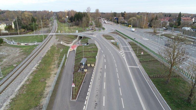 Truubi paigaldus mõjutab liikluskorraldust Pärnu maanteel Laagris