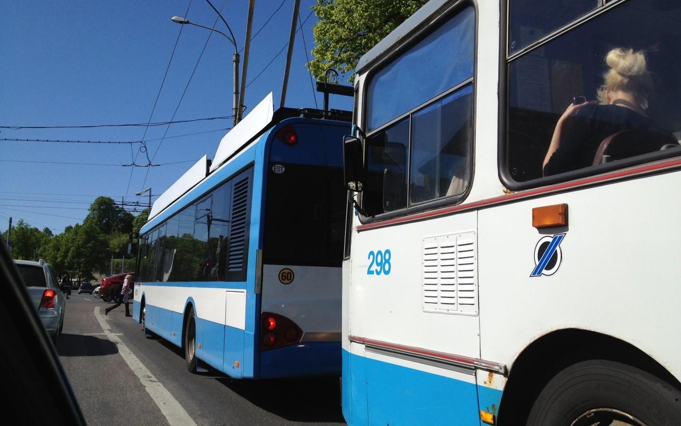 Trollid kaovad: aastaks 2035 jäävad Tallinna vaid trammid ja elektribussid