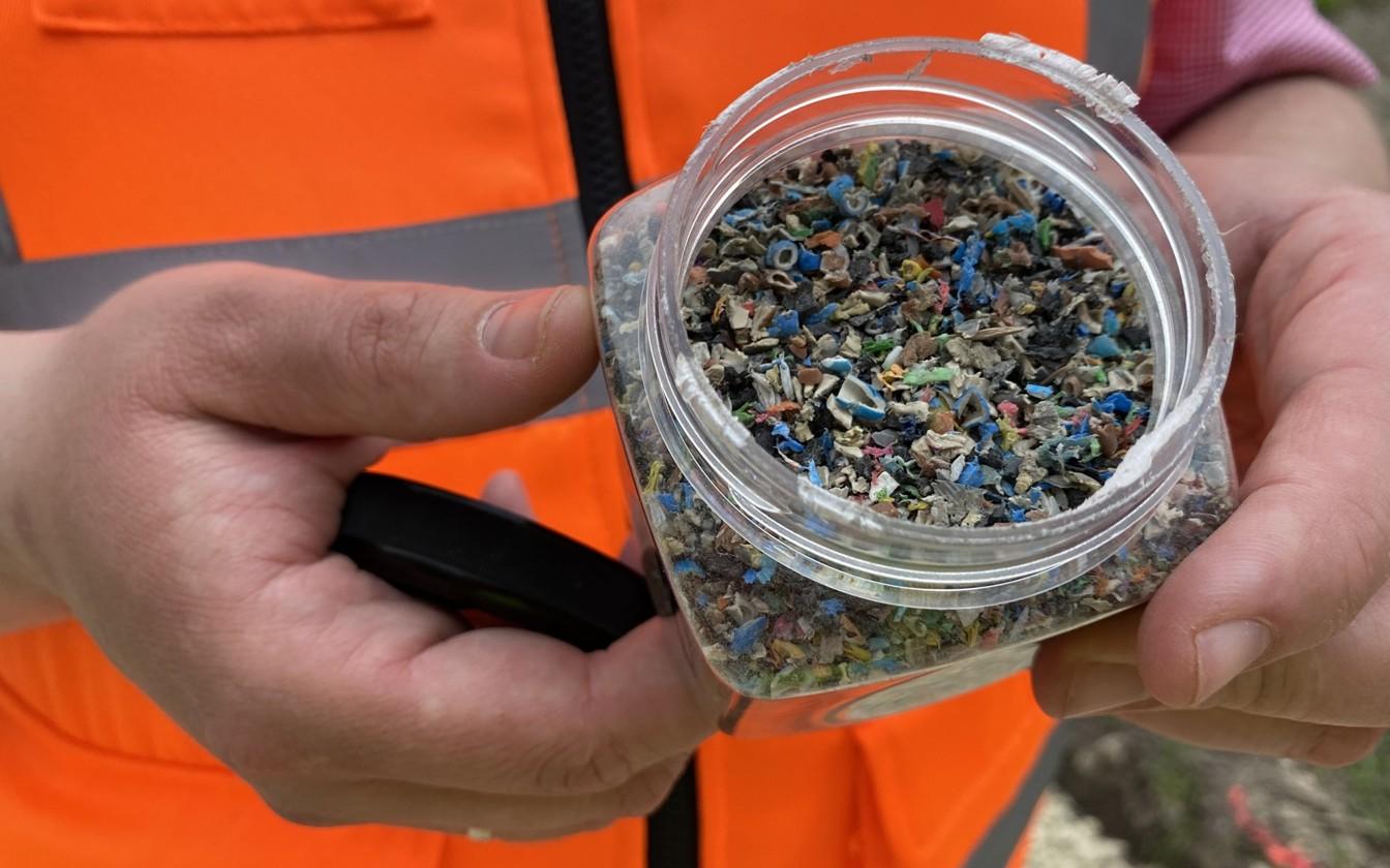 Järvamaal valmib plastijäätmeid sisaldav teelõik
