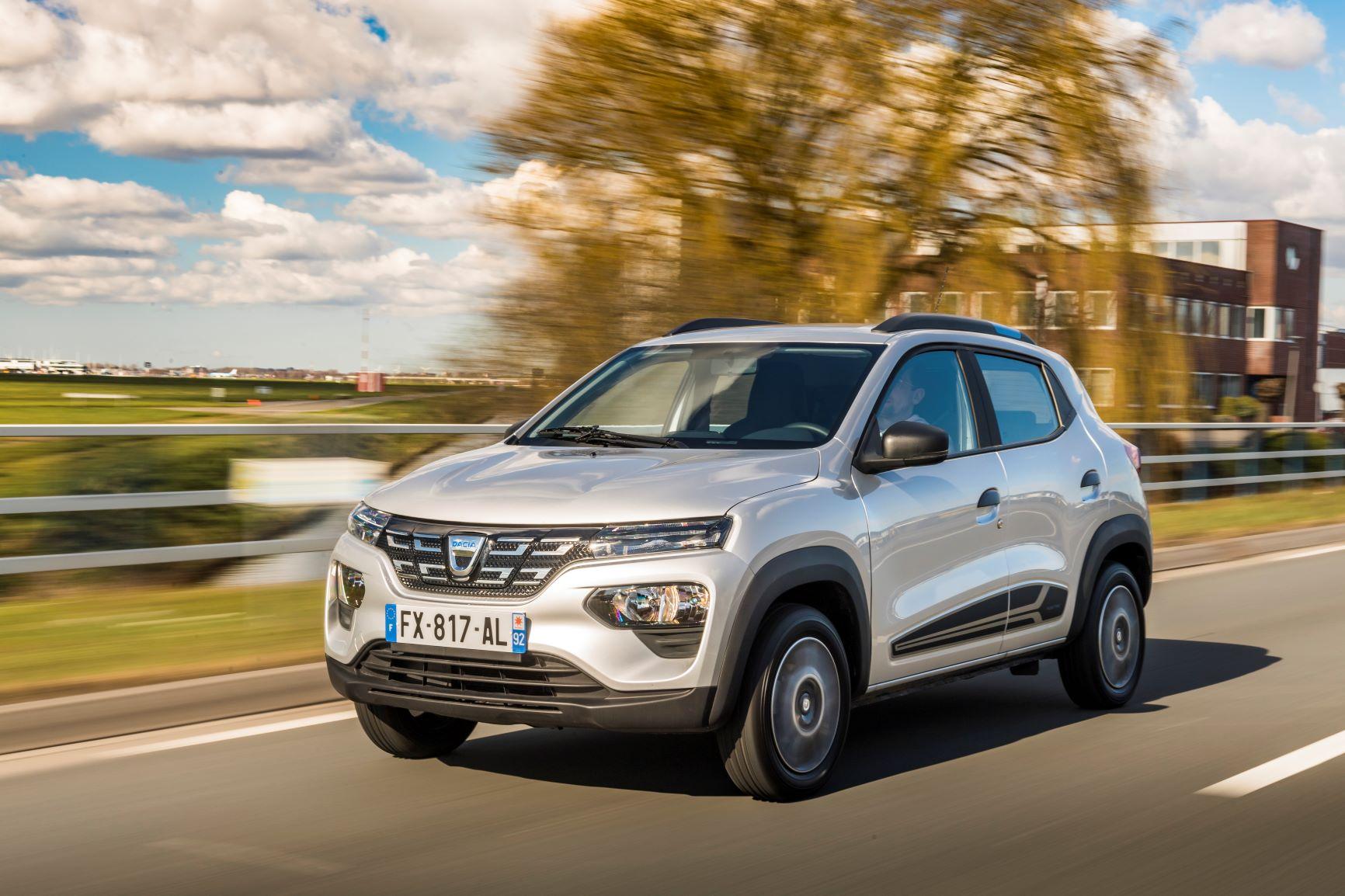 Dacia Spring jõuab Eestisse septembris